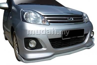 Perodua Viva Elite Front V-Lip PU