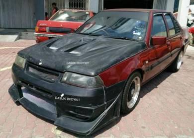Front Bumper Proton Iswara Damd