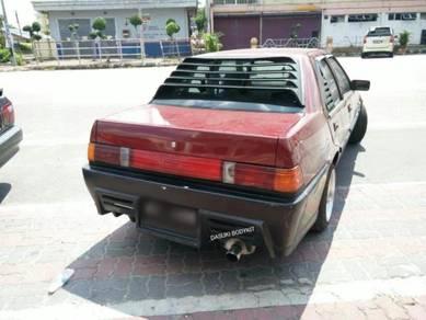 Rear Bumper Proton Iswara Evo 10