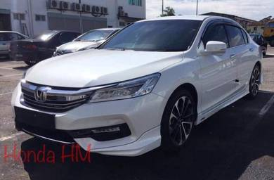 Honda accord 2016 bodykit with paint pur