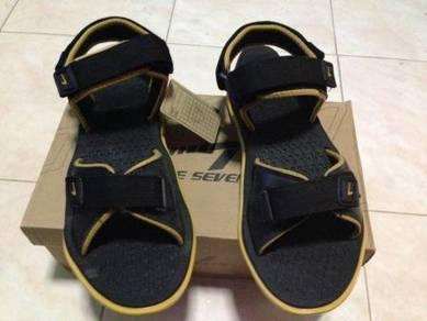 Sandal Black Color Line 7 size 40