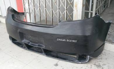 Rear Bumper Charge Speed Proton Persona