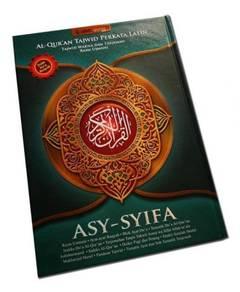 Rumi Asy-Syifa a4 kangar