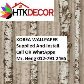 Install Wall paper for Your Office 24tg4