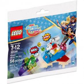 LEGO DC SuperHero Girls 30546 Krypto Saves The Day