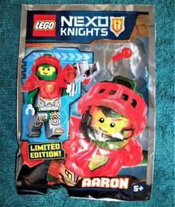 LEGO Nexo Knights 271718 Aaron