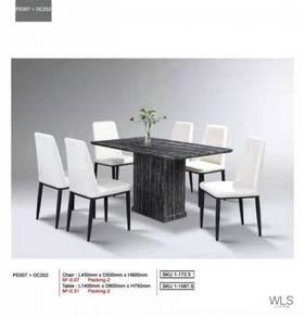 Dining table / chair / meja makan