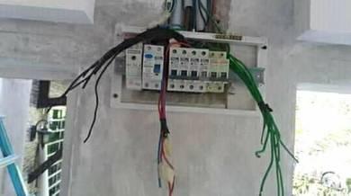 Kipas/lampu/ plug