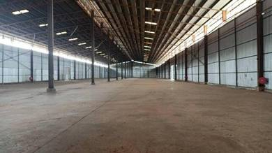 Superb Factory in Port Klang with 1200A for Rent. Good rate!!