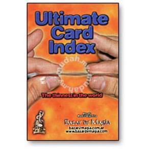 Ultimate Card Index - Trick