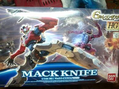 Gundam model HG Mack Knife