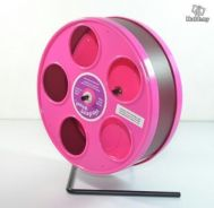 11 inch Wodent Wheel (Pink & Brown)