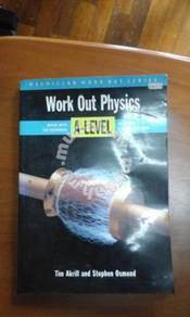 Work Out Physics A level