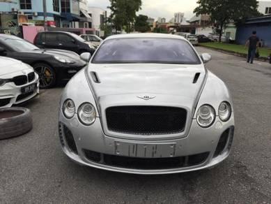 Bentley Continental GT supersport Style Bodykit