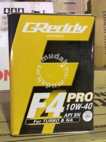TRUST GREDDY F4 PRO Synthetic 10W-40 Engine Oil