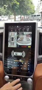 Toyota Land Cruiser LC200 2016-2020 ANDROID PLAYER