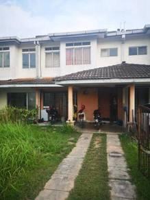 [[FACING FIELD]] 2 Storey Terrace House, Taman Anggerik, Bukit Sentosa