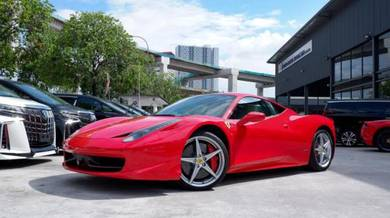 Used Ferrari 458 for sale
