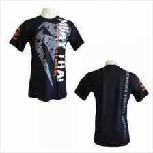 UFC MMA Venum Muay Thai (SLim Fit Elastic shirt