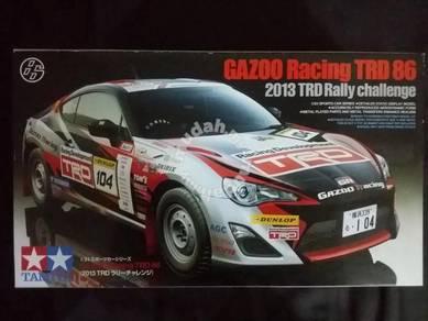 TAMIYA Gazoo Racing TRD 86 2013 TRD Rally Challeng