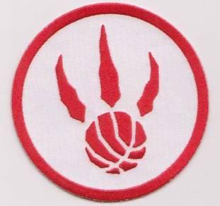 NBA Toronto Raptors Basketball Embroidered Patch