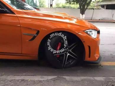 F30 BMW m3 style side fender SET