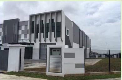 Johor Ecoworld Business Park 1 Cluster Corner Lot Factory For Rent