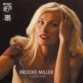 Brooke Miller Familiar 180g LP (DMM)