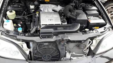 Naza Ria Convert Toyata Engine