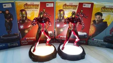 Petron Avengers Ironman Die Cast Table Lamp