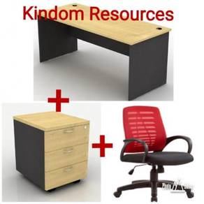 Office Table And Chair Set (Budget Set 1)