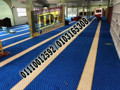 Carpet Karpet Surau Masjid (iDI CARPET) B39