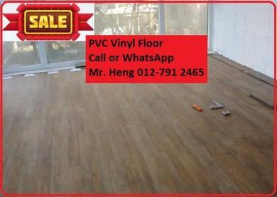 Quality PVC Vinyl Floor - With Install t6y6yh