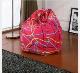 Bean bag chair sofa kerusi perabot furniture ofis