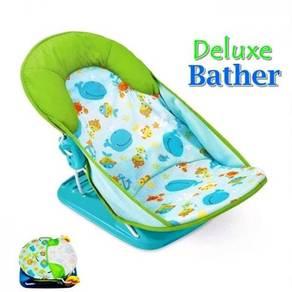 Newborn bather green