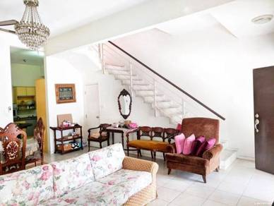 (Blw Market) 2 storey House Bandar Sungai Long Cheras *20x70 Freehold