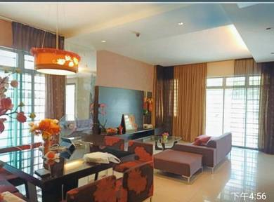 Nusa Duta 2 Freehold Cluster Renovated Unblock View