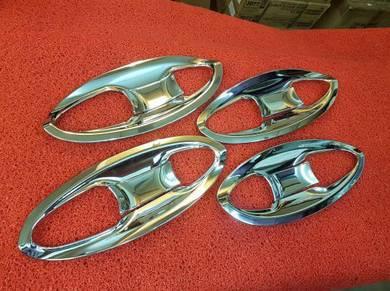 Honda jazz gk chrome inner handle cover chrome
