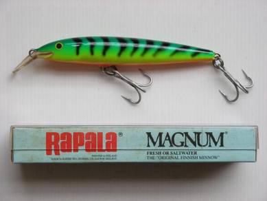 Rapala Magnum F14 FT Fishing Lure