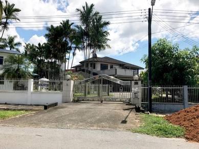 Behind Sunny Hill / Batu Kawa Detached Double Storey House