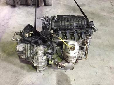 Honda crz auto engine complete set
