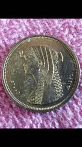 Queen cleopatra coin