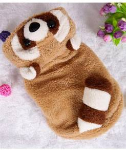 Pet clothing - Racoon