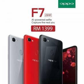 Oppo F7 New