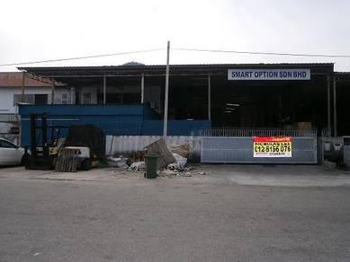1.5 Storey SEMID Factory at Kawasan Perindustrian Ringan Silibin