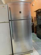 Sharp Fridge Freezer Refrigerator 2 Pintu Freezer
