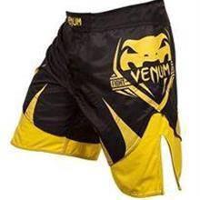 UFC MMA VENUM yellow wand pant seluar gym