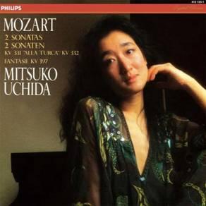 Mitsuko Uchida Mozart Piano Sonatas