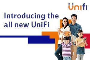 Unifi promo extended