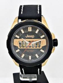 JEEP Spirit Men Skeleton Automatic Watch JPG90809